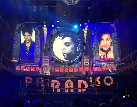 Paradiso Projection Mapping