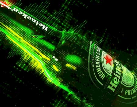 Heineken Music Visuals