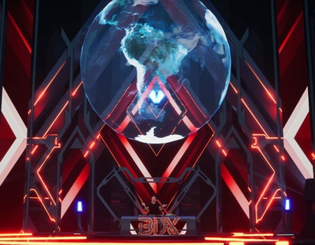 BiXX Virtual DJ Stream