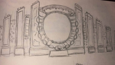 ISY 2019 concept sketch